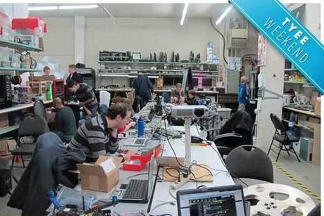 Inside Vancouver's Hack Space - TheTyee.ca | Peer2Politics | Scoop.it