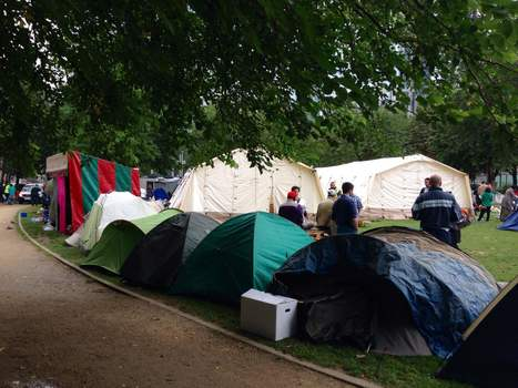 Réfugiés: Le silence de Charles Michel - DaarDaar | Belgitude | Scoop.it