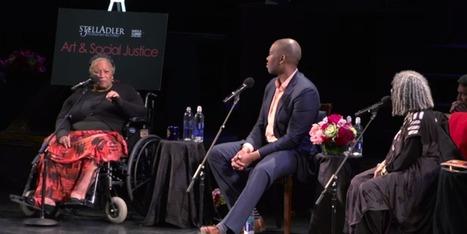 Toni Morrison, Sonia Sanchez, Ta-Nehisi Coates Discuss Art And Social Justice | Social Art Practices | Scoop.it