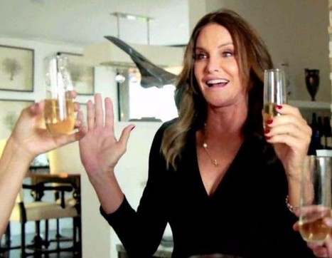 Caitlyn Jenner says she`s a wine and Champagne Gal, now! | Quirky wine & spirit articles from VINGLISH | Scoop.it