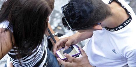 Los móviles, una adicción social | FISHERNET | Scoop.it