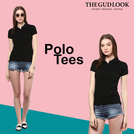 Polo# Tess# Shop# From www.thegudlook.com | Street Fashion is what thegudlook.com promises to bring to you Online every day week after week. | Scoop.it