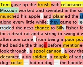 Word-by-Word Pictures of the History of English | 6-Traits Resources | Scoop.it