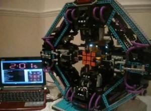 5 Axis Robot Carves Metal Like Butter (Video) | Singularity Hub | Robotics Frontiers | Scoop.it