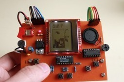 Arduino-powered Handheld Gaming Device | A BIT of Mystery | Smart devices and technology solutions | Scoop.it