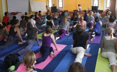 Yoga for Beginners - Yoga Course for Beginners in Rishikesh, India | Yoga Tips for Healthy Living! | Scoop.it