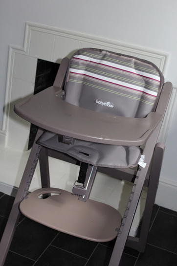 The Brunette Says...: Finding the perfect highchair feat. Babymoov | Babymoov | Scoop.it