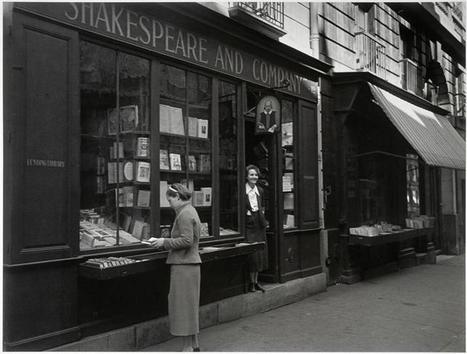 Inside the Original Shakespeare and Company Bookshop in Paris | LittArt | Scoop.it
