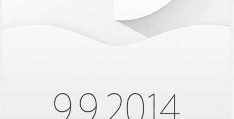 Apple's officially sends invites for September 9 event, the iPhone 6 with iOS 8 is coming - Bubblews | Mash Folder | Scoop.it