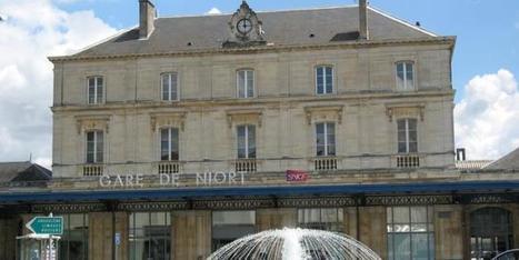 Gare de Niort   Opengare ALPC   Niort un centre ville attractif   Scoop.it