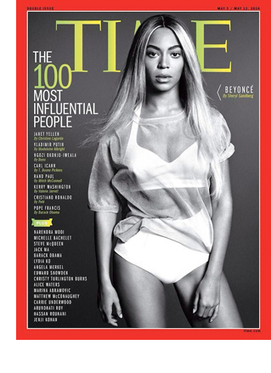 Beyoncé, The Time 100 and Leveraging the PR Value of the List - Tony Silber - Blogs Consumer @ FolioMag.com | Digital-News on Scoop.it today | Scoop.it