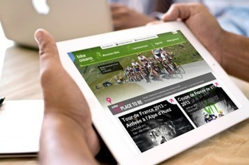 Bike Oisans   NOE interactive   Scoop.it