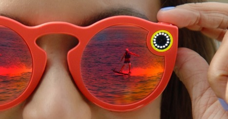 The hopes and headaches of Snapchat's glasses | Science-fiction & innovation | Scoop.it