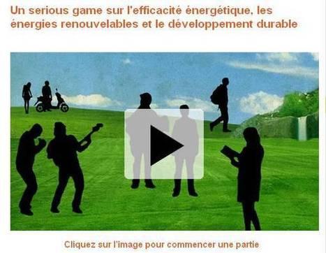 Tice Education : Premier portail de l'éducation numérique - Tice, TBI, supports de cours, B2i, Quizz C2i, tablettes tactiles - Serious game 2020 Energy | Elearning france | Scoop.it