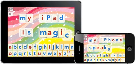 Word Wizard - Talking Educational App for iPhone and iPad | iPads and Tablets in Education | Scoop.it