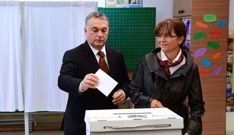 Référendum anti-réfugiés en Hongrie: Viktor Orban en partie désavoué | L'Europe en questions | Scoop.it