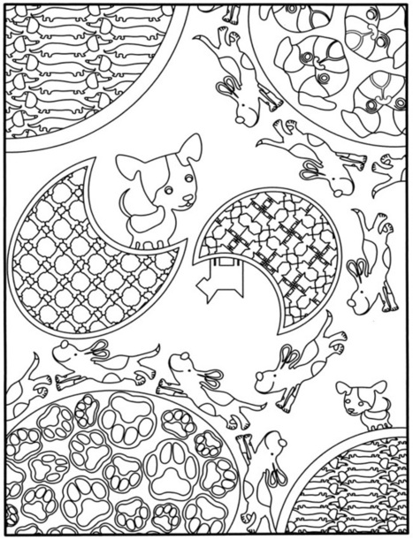 Welcome to Dover Publications   Artistic Line Designs-all free   Scoop.it