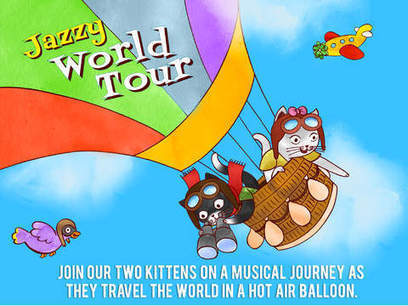 Jazzy World Tour - Musical Journey for Kids | Edtech PK-12 | Scoop.it