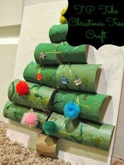 8 Christmas trees: Fun Friday features | Teach Preschool | Teach Preschool | Scoop.it