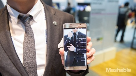 Samsung's smart clothes are wearables you'd actually wear | INNOVATION & CHANGE MANAGEMENT | Scoop.it
