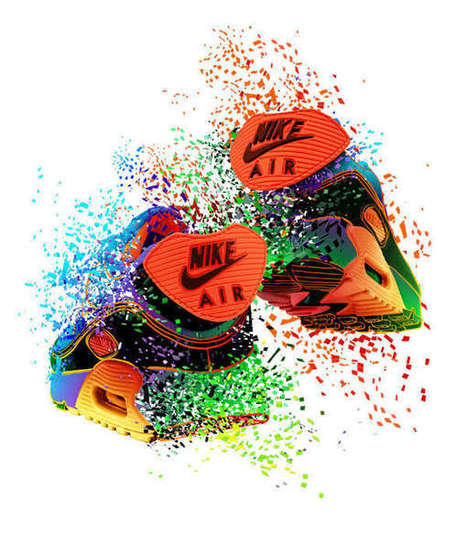 The Nike T-Shirt Designs for 2013 are Bold and ... - Trend Hunter | shoes for crews | Scoop.it