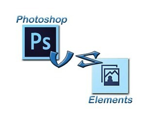 Should You Switch from Photoshop to Photoshop Elements? | Photoshop Elements Tutorials | Scoop.it