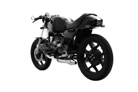 BMW Monolever Cafe Racer by Barn Luck | Cafe Racer | Scoop.it