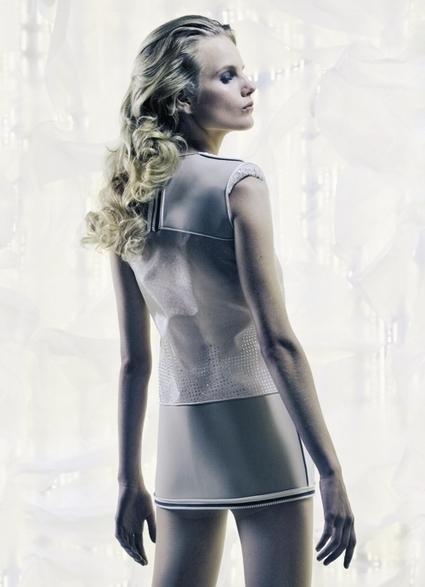 La création en 3D s'invite dans la haute couture | Julien Fournié | Scoop.it