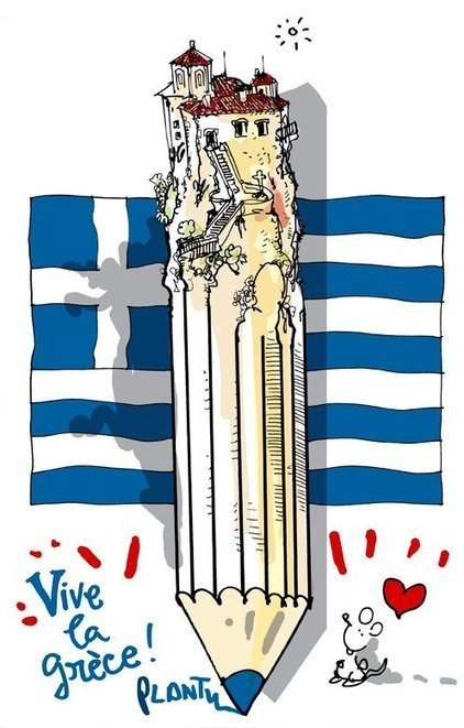 Vive la Grèce ! | Dessinateurs de presse | Scoop.it