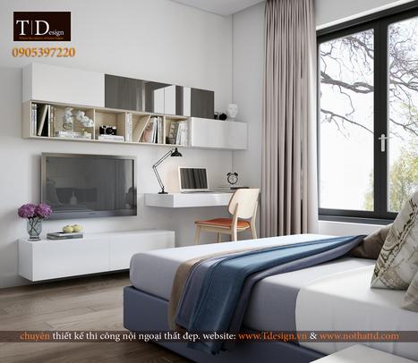 Thiết kế nội thất biệt thự phòng sinh hoạt chung - TDESIGN | ban buon quan ao tre em xuat khau | Scoop.it
