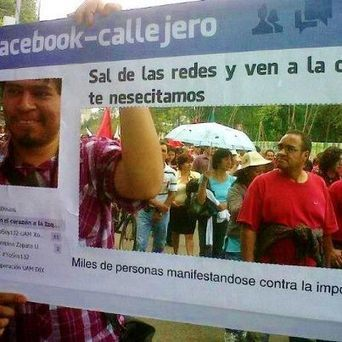 Mexico's Networked Social Movements: #YoSoy132 | MIT Center for ... | Social Art Practices | Scoop.it