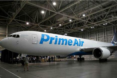 Amazon lance sa propre flotte d'avions cargo pour mieux maitriser la logistique | Donnez du Sens à vos commerces ! | Scoop.it