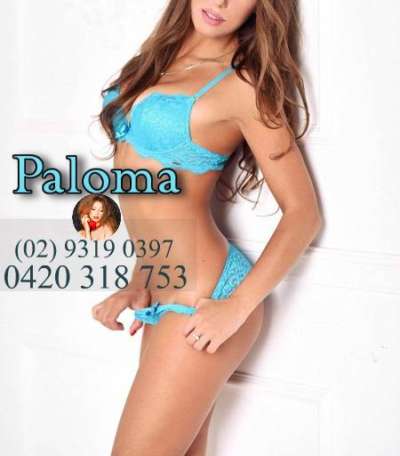 Paloma | Top Sydney Escort | High Class Escorts in Sydney | Scoop.it