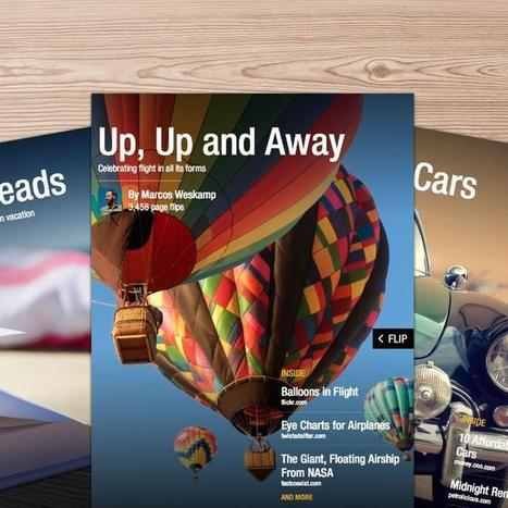 Flipboard: 100,000 User-Generated Magazines in First 24 Hours | Public Relations & Social Media Insight | Scoop.it
