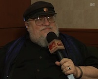 George R.R. Martin Picks Who Would Win Various GOT vs. LOTR Showdowns - Flavorwire | About Books | Scoop.it