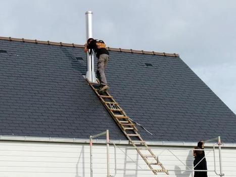 Conduits de fumée : la haute technologie | Construire et rénover sa maison | Scoop.it