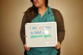 Tumblr photo campaign attacks stereotypes on campus - The Badger Herald | Mixed American Life | Scoop.it