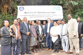 Open Knowledge Ethiopia: Open Knowledge Ethiopia members supported AAU on organizing workshop on open Research Data | Peer2Politics | Scoop.it