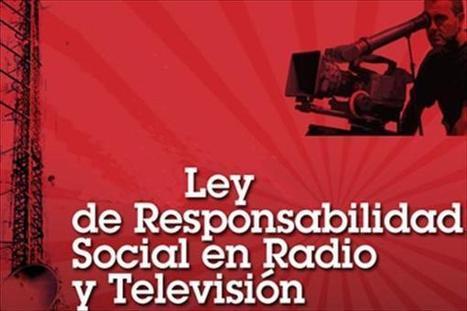 Venezuela: Ley Resorte y Código de Ética del Periodismo serán revisados por AN   Periodismo crítico   Scoop.it