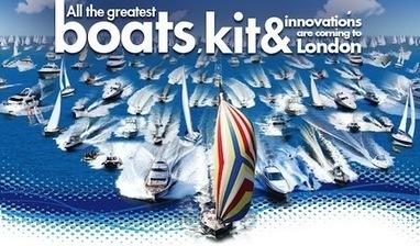 Comienza la primera feria náutica, la 2014 London Boat Show - Nautical News Today | NOTICIAS NAUTICAS | Scoop.it