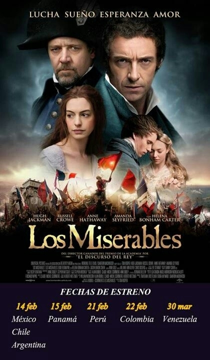 Los Miserables... o cuando la justicia no es ley | Política & Rock'n'Roll | Scoop.it