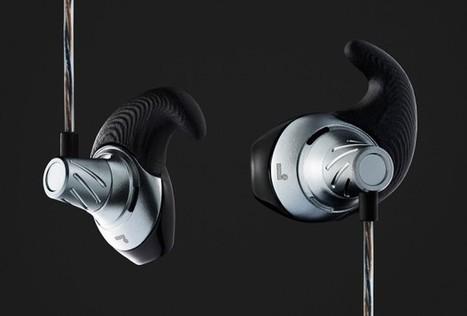 Normal Earphones, Des écouteurs sur-mesure, imprimés en 3D | Les Others | Paper Rock | Scoop.it