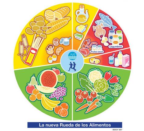 Grupos de alimentos   LA ALIMENTACION EN LOS DEPORTISTAS   Scoop.it