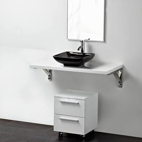 Get Your Bathroom Uniquely Re-Defined With Fantastic Accessories Online | Baths Vanities | Scoop.it