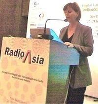 Be positive about radio's future Warner tells RadioAsia - radioinfo   Radio Futures   Scoop.it