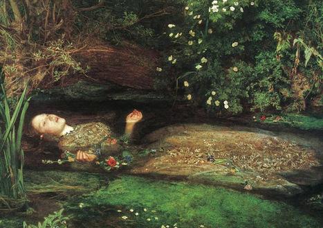 Iniciarte: Millais: Ofelia morta | EnsimismArte | Scoop.it