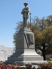 Macon County Confederate Memorial - Tuskegee, Alabama - American Civil War Monuments and Memorials on Waymarking.com | civil rights | Scoop.it