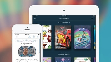 Ebook subscription service Oyster teams up with Disney and rolls out kids' vertical | Readin', 'Ritin', and (Publishing) 'Rithmetic | Scoop.it