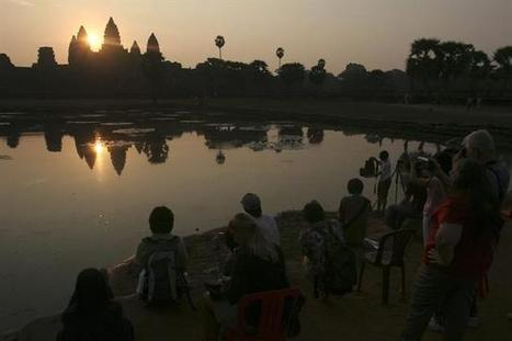 New website helps visitors to Cambodia pick their perch for watching sunsets at Angkor | VISITING VIETNAM & CAMBODIA | Scoop.it