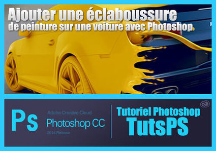 Tuto Photoshop les meilleurs tutoriaux photoshop français parmis les tutoriaux photoshop du net | Formation en Publication Assistée par Ordinateur (PAO) Formation | Scoop.it